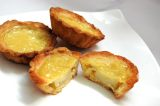 Singaporean Kitchen: Chinese Egg Tarts (Dan ta-蛋挞)