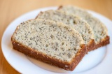 Almond Poppy Seed Quick Bread