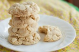 Coconut Oil White Chocolate Chip Cookies